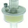 Filtro antibatterico antivirale HME con presa CO2