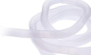 22 mm cut-to-length tubing cuffed at 150 mm