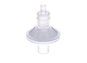 Exhaust bacterial viral filter