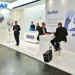 Booth Deas Medica 2018