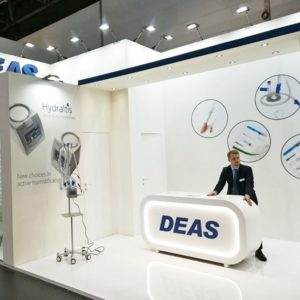 Deas Desk at Medica 2018